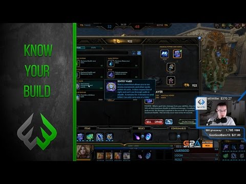 LEARN THE JUNGLE #3: KNOW YOUR BUILD!