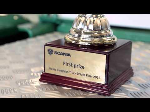 The winner chose a Scania V8