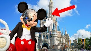 Most MYSTERIOUS Facts About Disney!