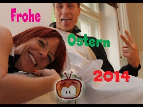 Ostern 2014 mit Jolyne Joy