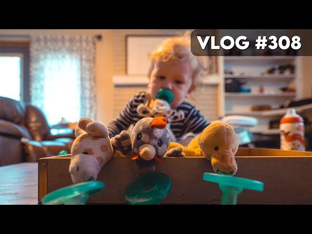 VLOG #308 / Time with Family / April 3, 2021