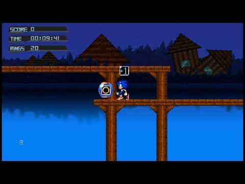Modern Sonic Engine