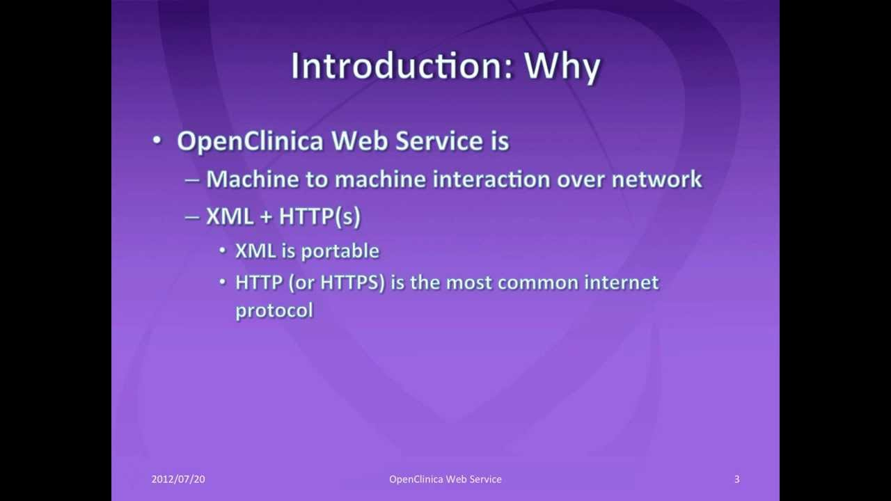 xml – The OpenClinica Blog