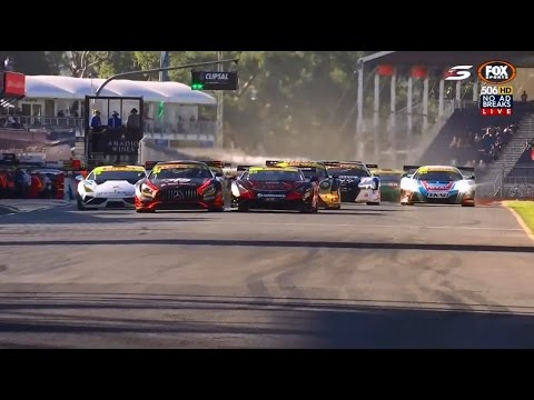 2017 Australian GT - Adelaide - Race 2