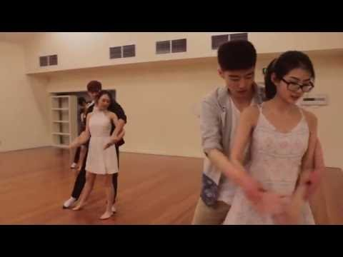 Bring Me The Night - Sam Tsui & Kina Grannis | Lyrical Choreography by Naomi Wo