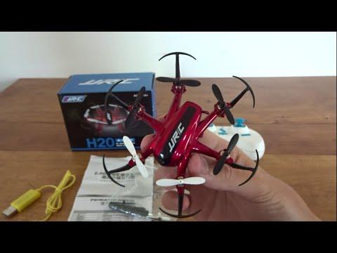 Нано хексакоптер JJRC H20 с изключителна маневреност и елегантност на движението 12