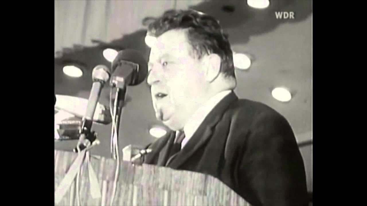 Franz Josef Strauß Reden