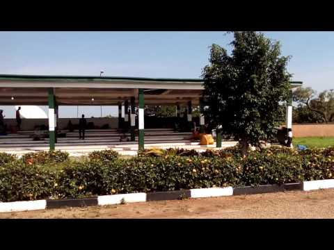 Abuja 2016 international trade fair.