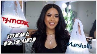 TJ MAXX & MARSHALLS MAKEUP HAUL + COME SHOPPING WITH ME ! |Taisha