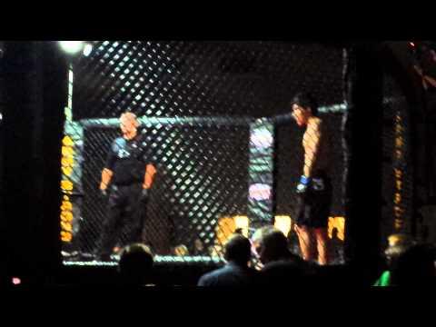 Niko the impulse Arevalo vs Steven Watson