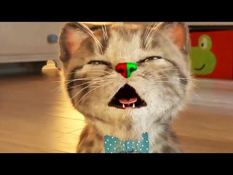 Little Kitten My Favorite Cat Care - Play Fun Cute Kitten Animation Video Games For Children