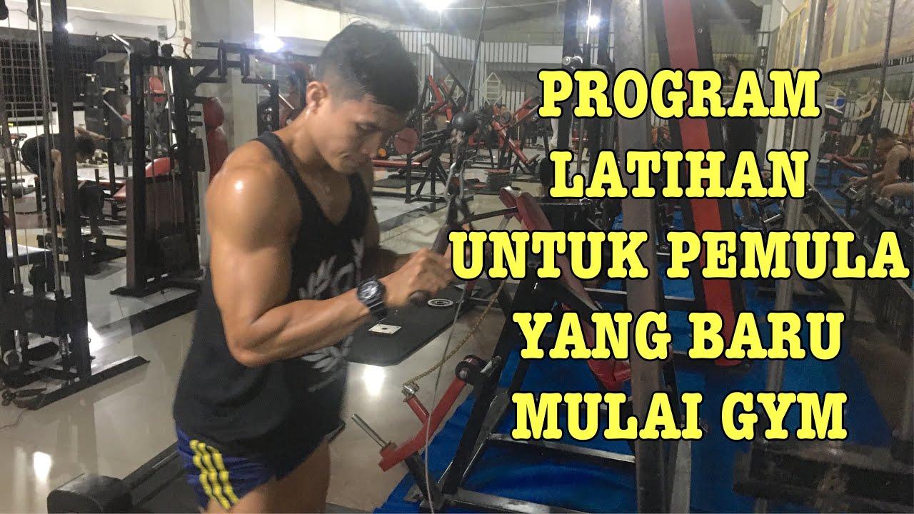 Download Pola Latihan Untuk Fitness Pemula di Gym