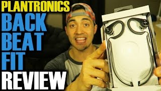 Plantronics BackBeat Fit Wireless Headphones Review