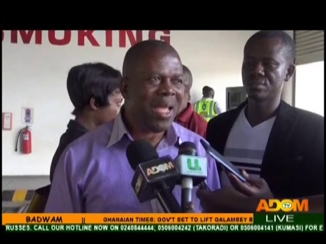 Badwam News on Adom TV (17-8-18)