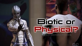 Biotic versus Physical Supremacy - Party (Mass Effect 3 Citadel DLC)