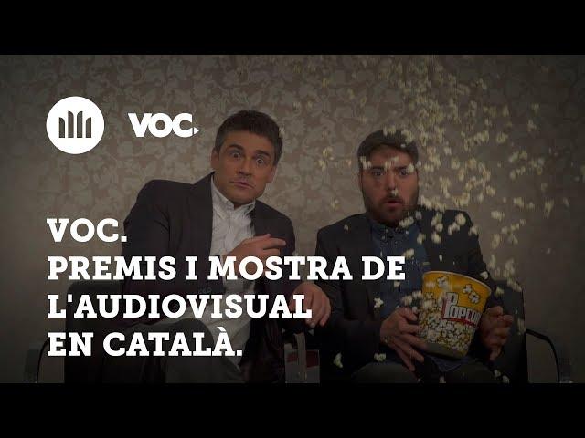 VOC. Premis i mostra de l'audiovisual en català.