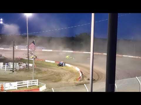 Sport Mod A part 2~ 6/7/19 Beatrice Speedway