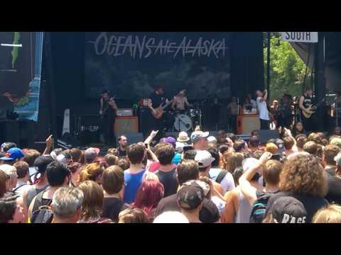 Oceans Ate Alaska - To Catch A Flame (Vans Warped Tour 2016, ATL)