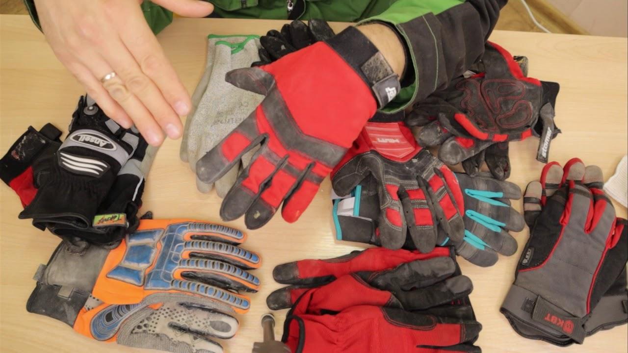 Выбираем строительные перчатки монтажника КВТ, Elementa, Ansell, GROSS , HILTI, Mechanix Wear, Haupa