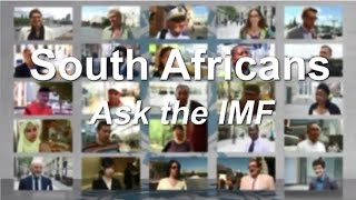 The South Africans Ask the IMF