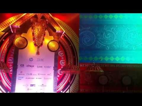 CIO & Leader Conference - Stage & AV Design