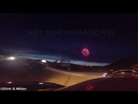 Rice Lake Speedway's fireworks 2