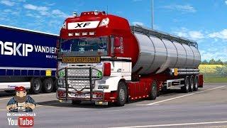 "[""ETS2"", ""Mods"", ""Euro Truck Simulator 2"", ""Scania"", ""ETS 2"", ""Lkw"", ""Truck"", ""MAN"", ""Iveco"", ""Mercedes Actros"", ""Volvo"", ""Renault Magnum"", ""Renault Range T"", ""Simulation"", ""Lets Play"", ""Fun"", ""Gigaliner"", ""ETS2 Mods"", ""DAF XF105""]"