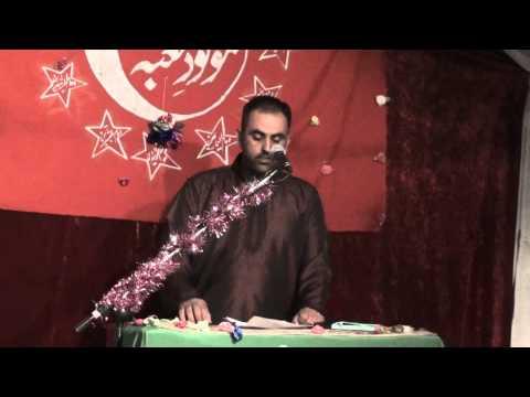 13 rajab jashan Imam ali baitulhuzan denmark 2013 zakir syed hassan shah