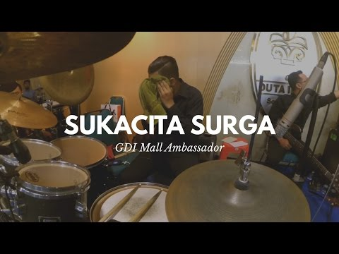 Eka Daniel - Sukacita Surga @ GDI Mall Ambassador