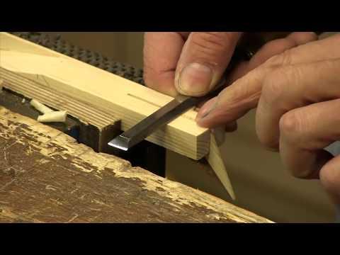 Making Wooden Stars | Paul Sellers
