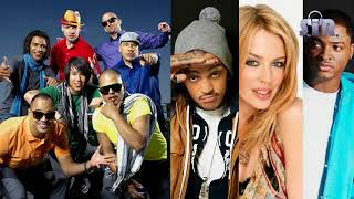 Culcha Candela vs Taio Cruz, Kylie Minogue Travie McCoy - Berlin City Girl Takes Me Higher SIR Remix