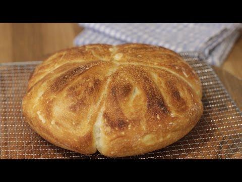 Kako napraviti kruh na brz i jednostavan način