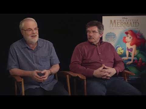 Ron Clements & Mark Henn Interview: The Little Mermaid