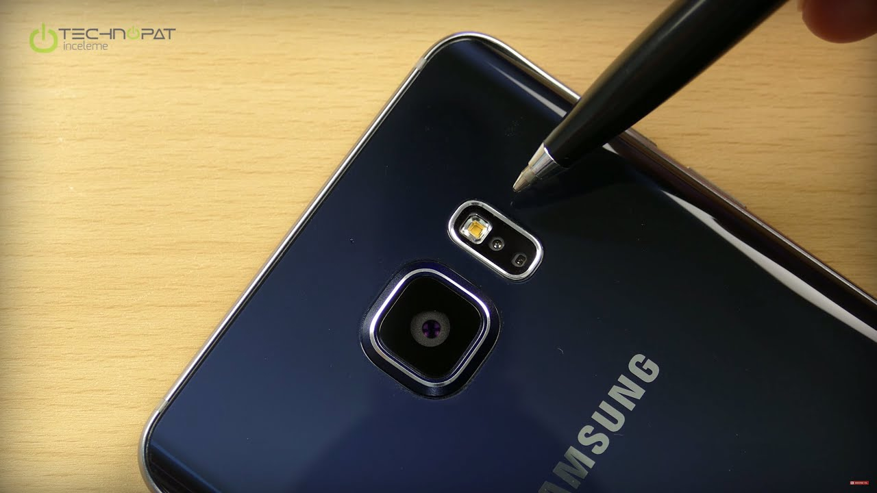 Samsung Galaxy Note 5 Incelemesi