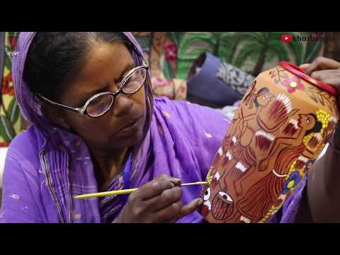 Eco Park Hasta Shilpa Mela 2017 | Kolkata Handicraft Fair | Khoz Bangla
