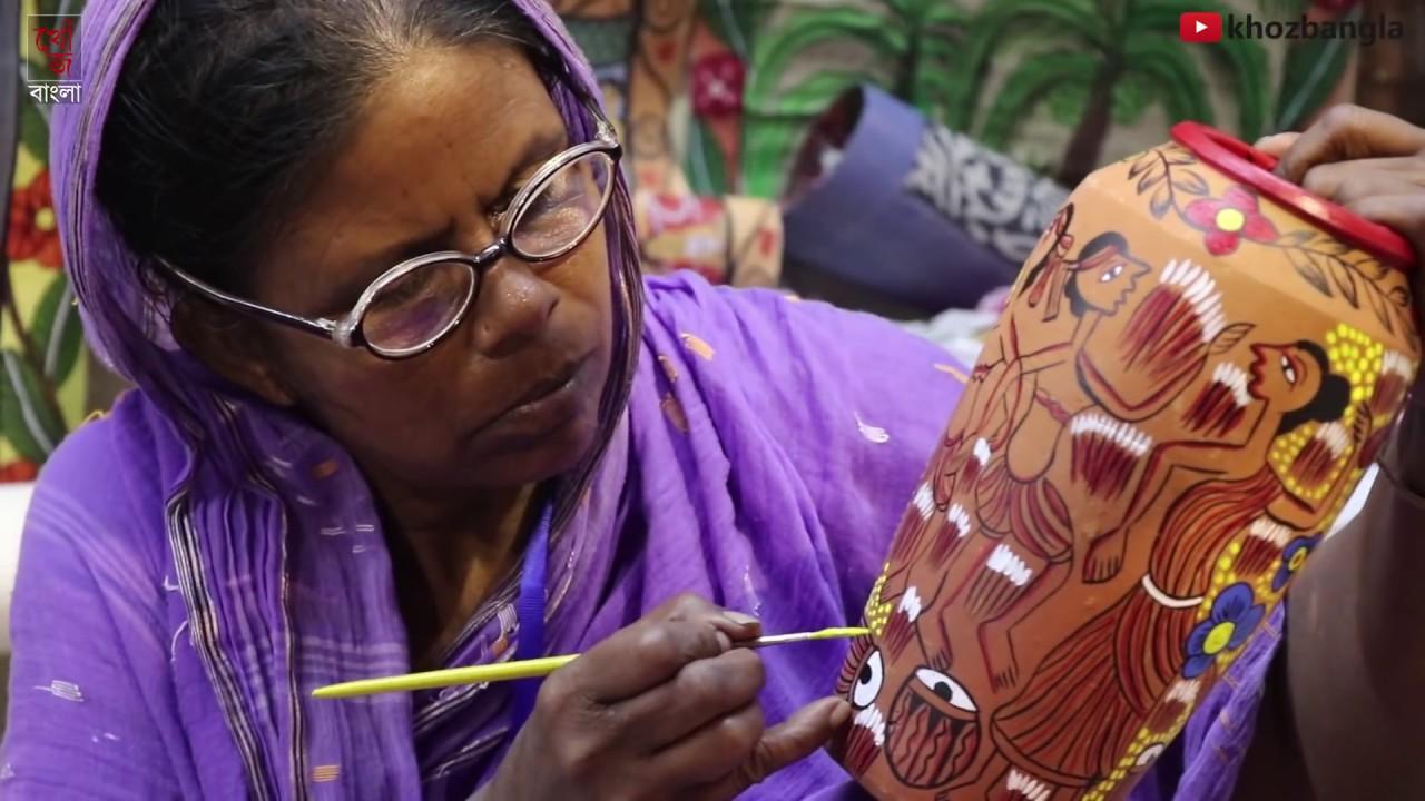 Eco Park Hasta Shilpa Mela Kolkata Handicraft Fair Khoz Bangla