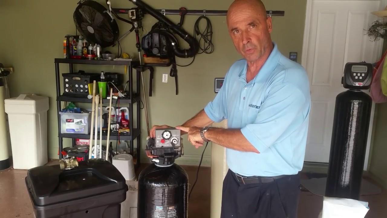 Water Medic Autotrol 255 440 Softener Tutorial