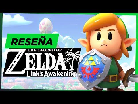 The Legend of Zelda: Link's Awakening - un remake de ensueño