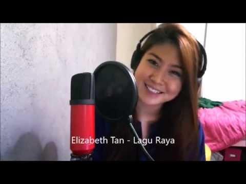 Elizabeth Tan Lagu Raya Merdu Sekali