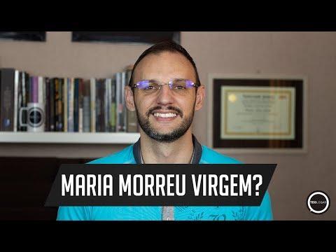 Teologar#45 - Maria Morreu Virgem?