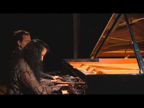 Sofija Janjikopanji & Pietro Pittari play Sergei Rachmaninoff Six Morceaux Op. 11