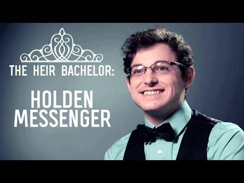 The Heir | Meet the Selected Suitors: Holden Messenger from YouTube · Duration:  1 minutes 49 seconds