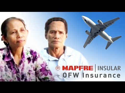 MAPFRE Insular OFW Insurance Repatriation 1
