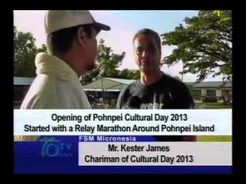 Pohnpei Celebrates Cultural Day