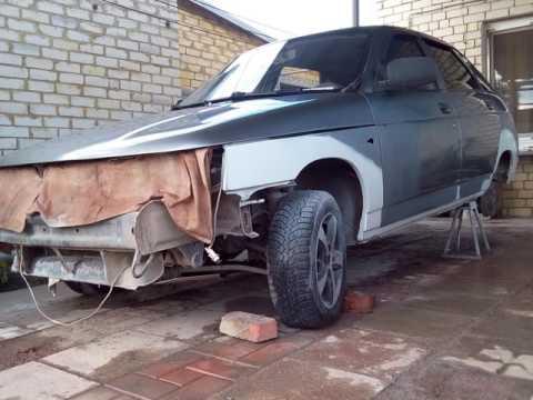 Ремонт ВАЗ 2112 своими силами. От и До, без опыта.