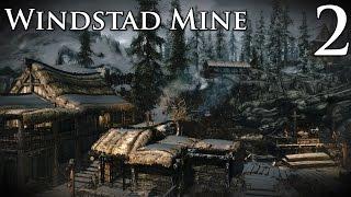 Skyrim Mods: Windstad Mine - Part 2