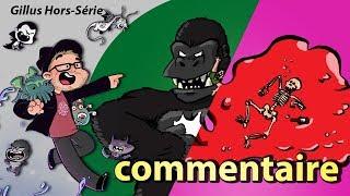 KING KONG & LE BLOB - commentaire