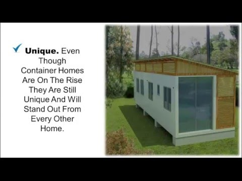 how to build a container home youtube