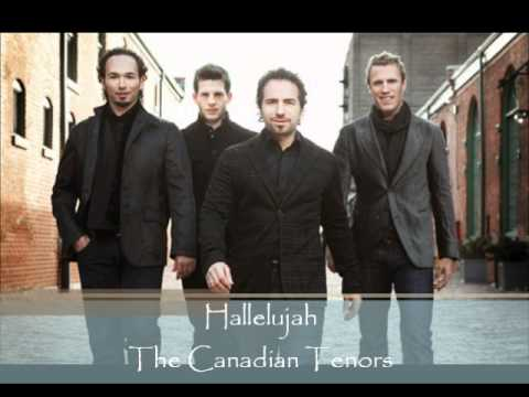 Hallelujah - The Canadian Tenors