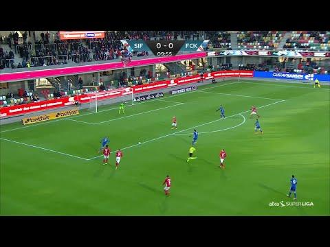Silkeborg IF - FC Copenhagen (18-3-2018)
